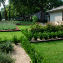Front Yard by KHS Garden Designs